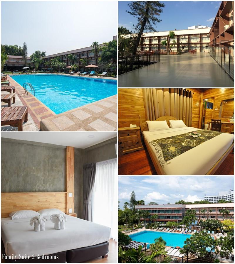 บาศญ่า บีช โฮเต็ล แอนด์ รีสอร์ท (Basaya Beach Hotel & Resort)