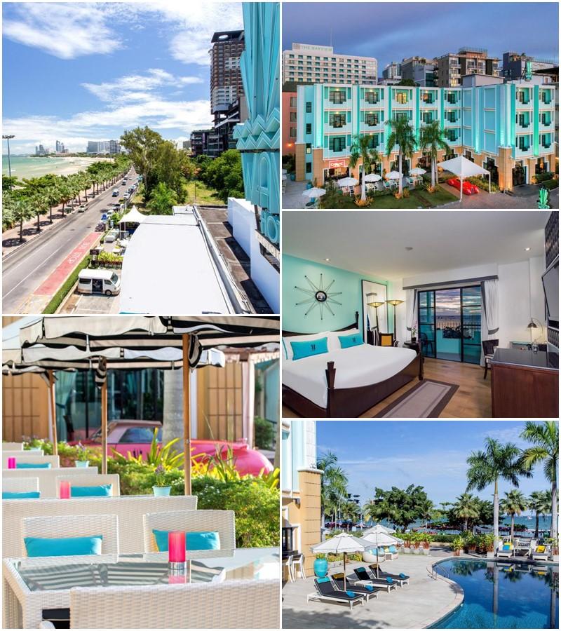 โรงแรมเวฟ (Wave Hotel)