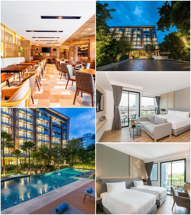 โรงแรมแอมเบอร์ พัทยา (Hotel Amber Pattaya)