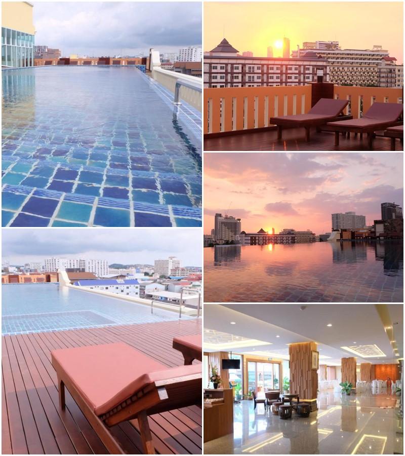 โรงแรมดี พัทยา (D Hotel Pattaya)
