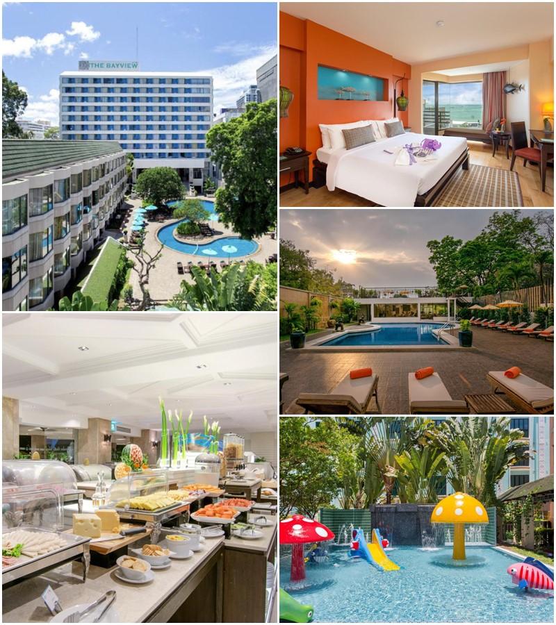 เดอะเบย์วิว โฮเทล พัทยา (The Bayview Hotel Pattaya)