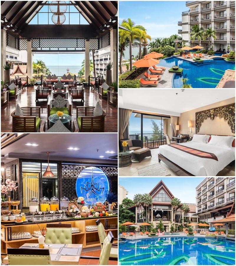 การ์เดน คลิฟ รีสอร์ท แอนด์ สปา (Garden Cliff Resort & Spa)