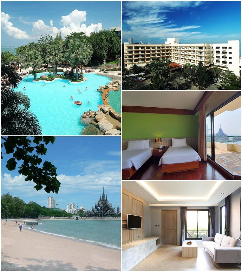 การ์เด้น ซีวิว รีสอร์ท (Garden Sea View Resort)