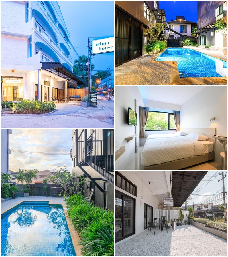 Prima House Pattaya