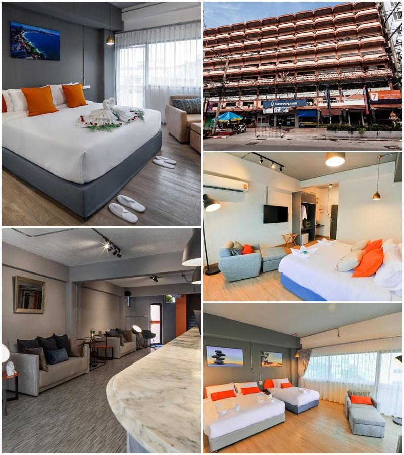 7 เดย์ พรีเมียม โฮเต็ล พัทยา (7 Days Premium Hotel Pattaya)
