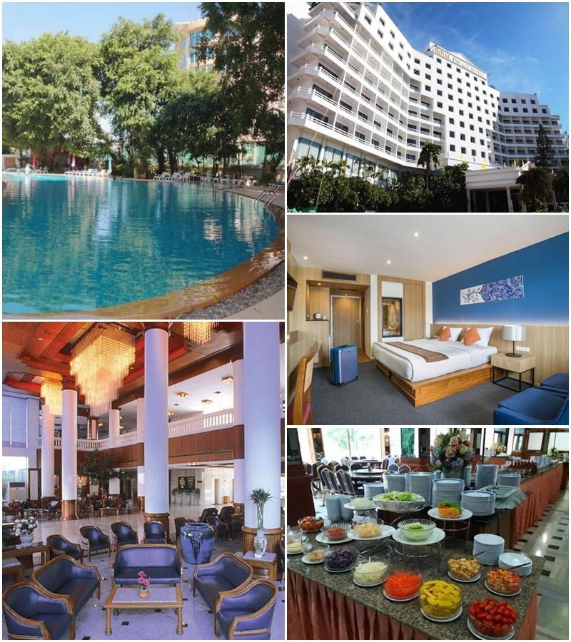 โรงแรมรอยัล พาเลส (Royal Palace Hotel)