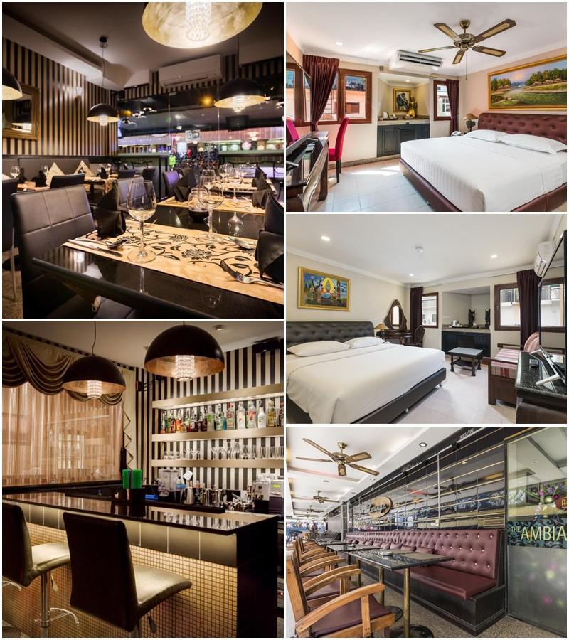 โรงแรมแอมเบียนซ์ พัทยา (Ambiance Pattaya Hotel)