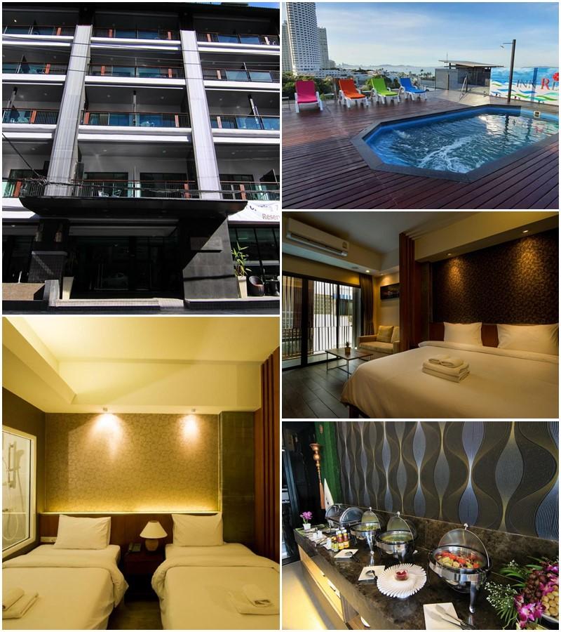 อินน์ เรสซิเดนซ์ เซอร์วิส สวีท (Inn Residence Serviced Suites)