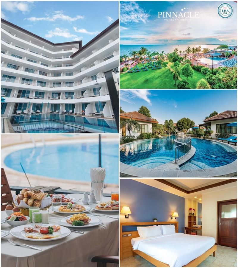 พินนาเคิล แกรนด์ จอมเทียน รีสอร์ต แอนด์ บีชคลับ (Pinnacle Grand Jomtien Resort and Beach Club)