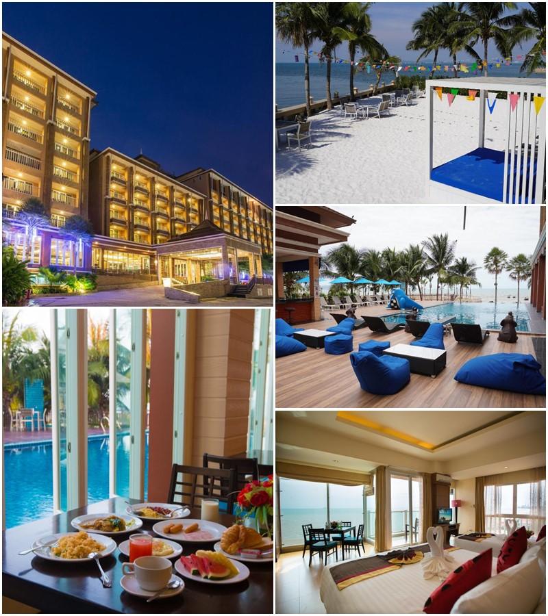 ทรายสวรรค์ บีช รีสอร์ท (Saisawan Beach Resort Pattaya)