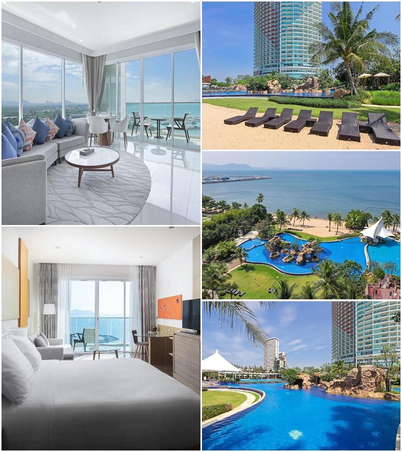 ไวต์ แซนด์ บีช เรสซิเดนซ์ พัทยา (White Sand Beach Residences Pattaya)