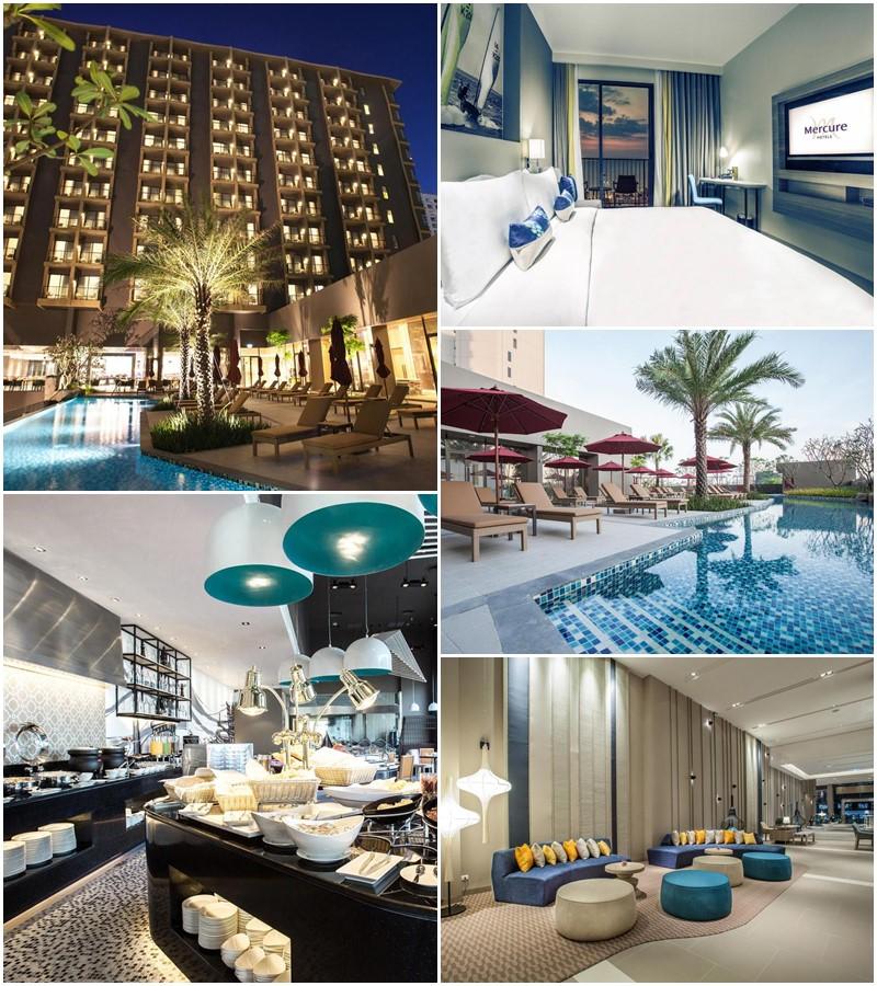 เมอร์เคียว พัทยา โอเชี่ยน รีสอร์ท (Mercure Pattaya Ocean Resort)