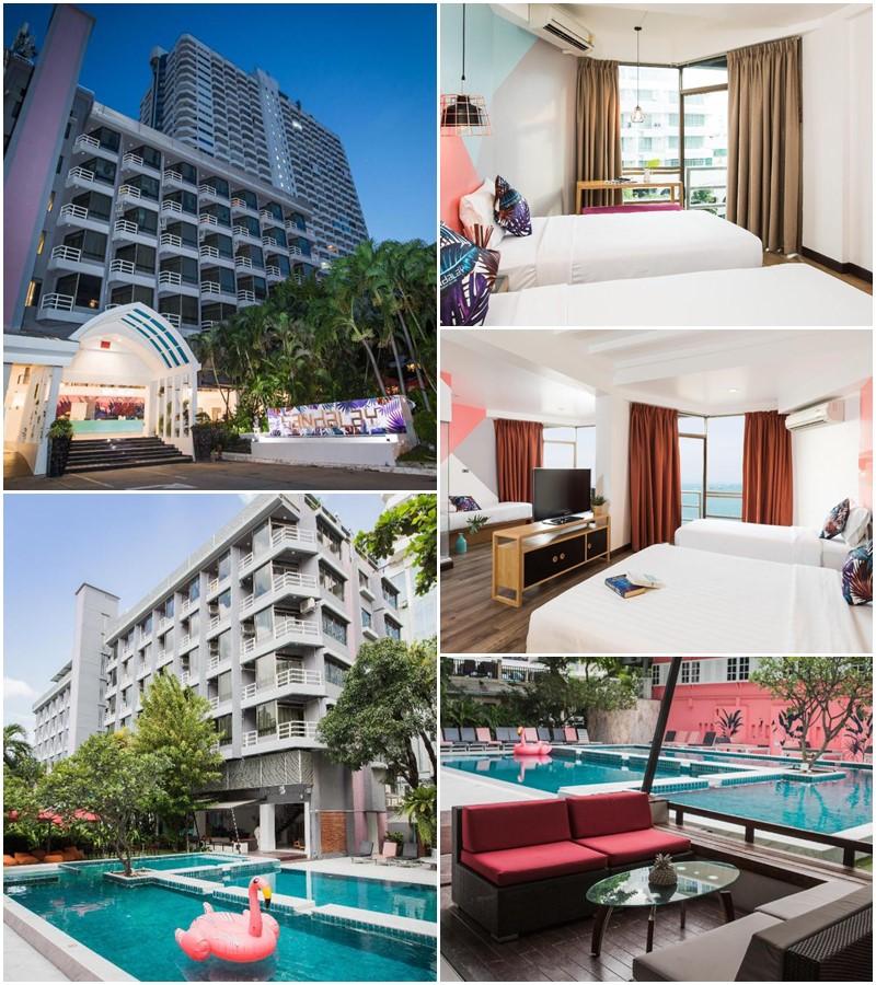 แซนดาเลย์ รีสอร์ท พัทยา (Sandalay Resort Pattaya)