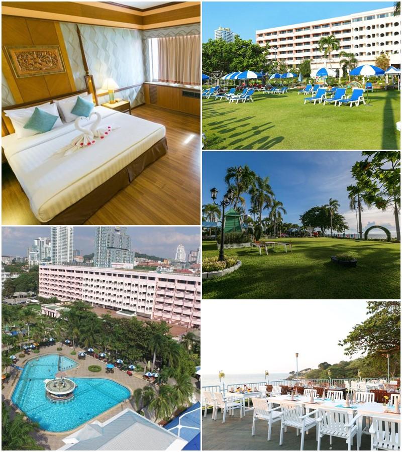 โรงแรมเอเชีย พัทยา บีช (Asia Pattaya Beach Hotel)