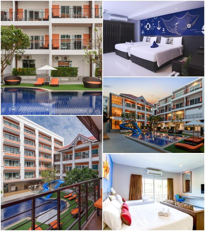 โรงแรมเอฟเอ็กซ์ พัทยา (FX Hotel Pattaya)