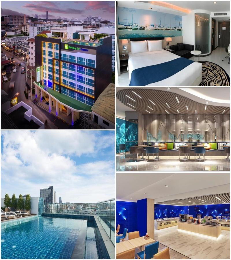 ฮอลิเดย์ อินน์ เอ็กซ์เพรส (Holiday Inn Express Pattaya)