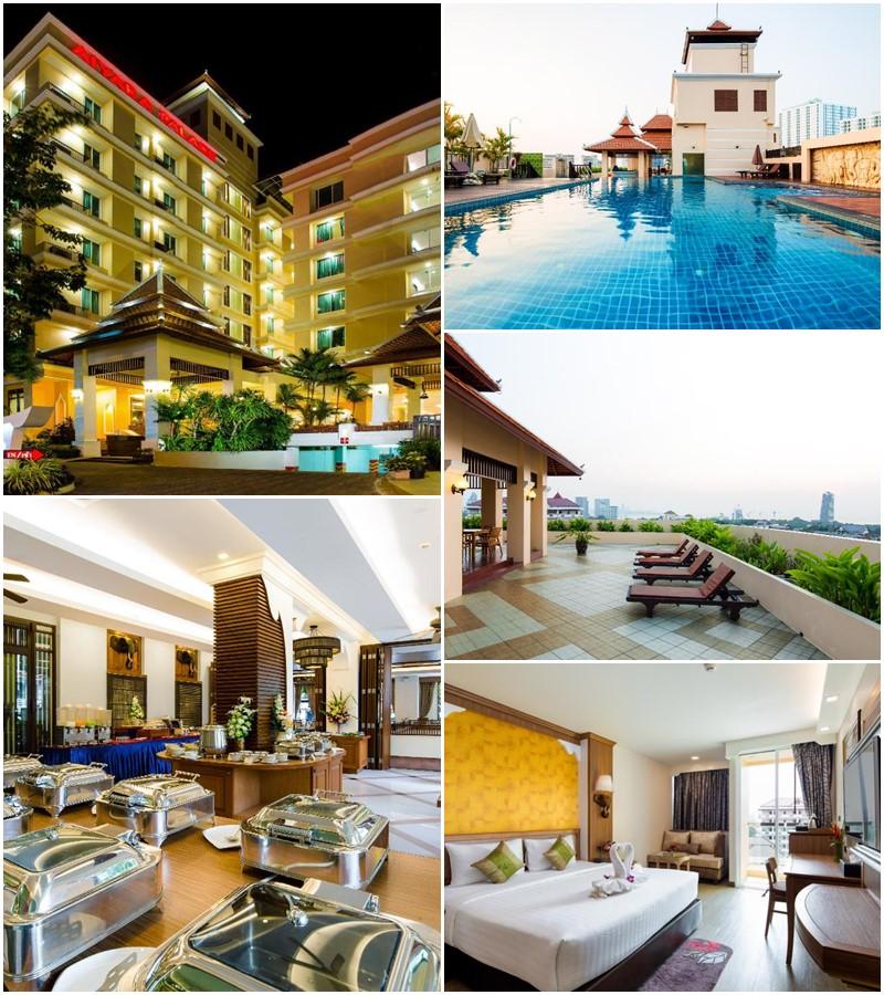 โรงแรมไอยรา พาเลส (Aiyara Palace Hotel)