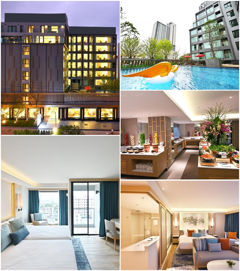 เอ็ม-พัทยา โฮเต็ล (M-Pattaya Hotel)