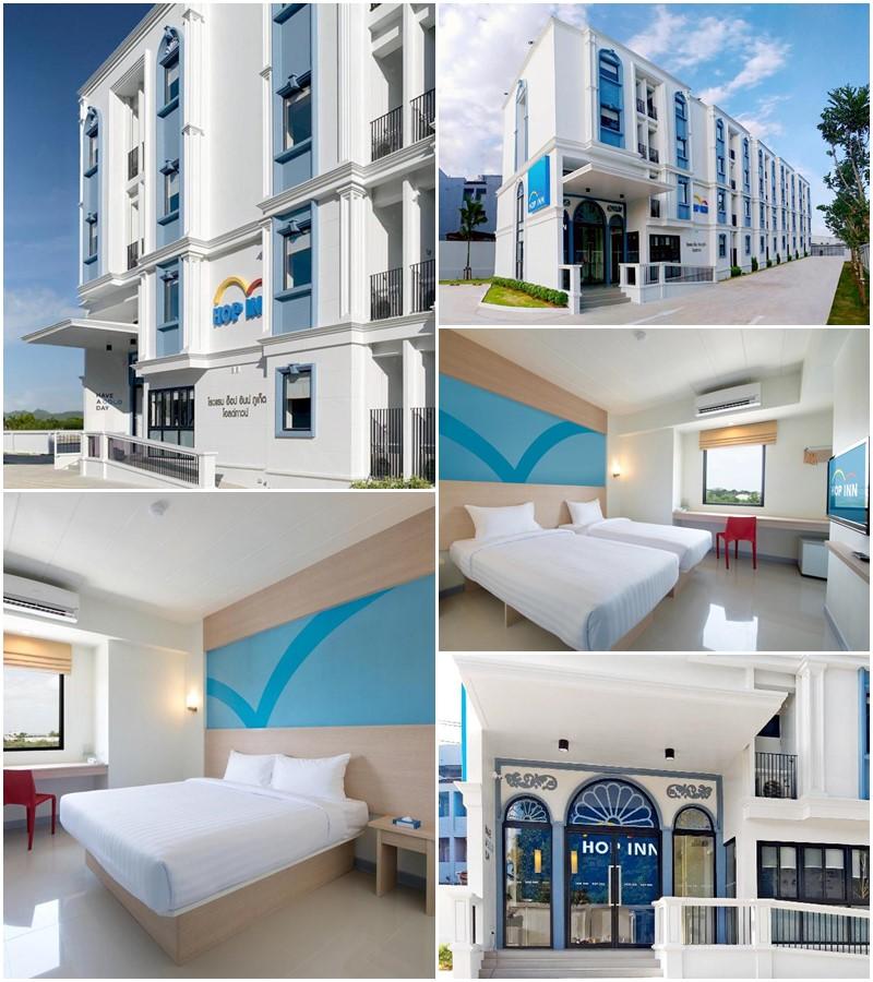 โรงแรมฮ็อป อินน์ ภูเก็ต โอลด์ทาวน์ (Hop Inn Phuket Old Town)