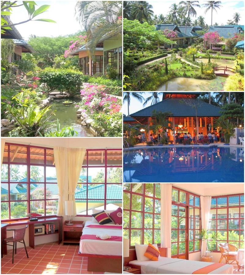เอ็กแมน การ์เดน รีสอร์ท (Ekman Garden Resort)