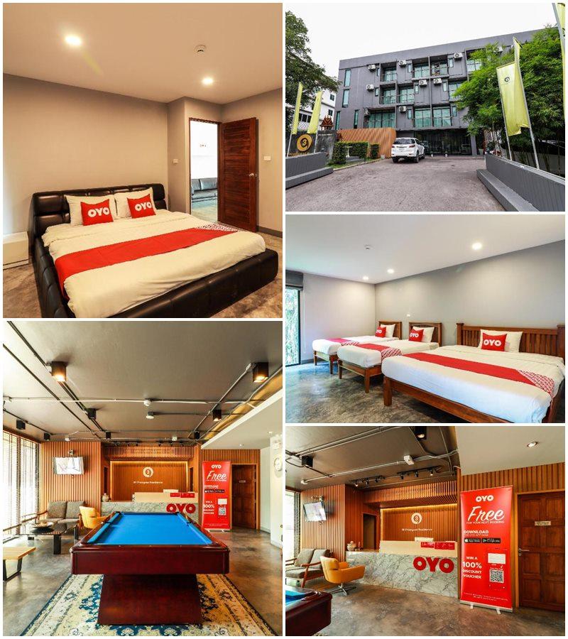 โอโย 150 3คิว เชียงใหม่ เรสซิเดนซ์ (OYO 150 3Q Chiangmai Residence)