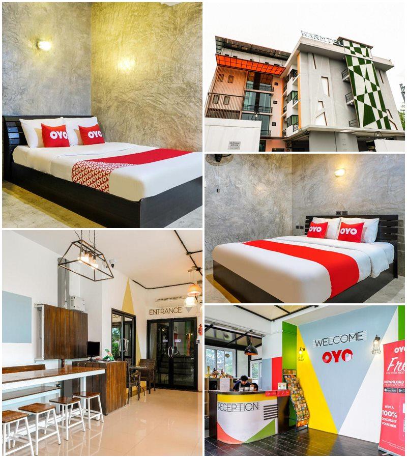 โอโย 258 วอร์มเทล เชียงใหม่ ซิตี้ฮอลล์ (OYO 258 Warmtel Chiang Mai Cityhall)