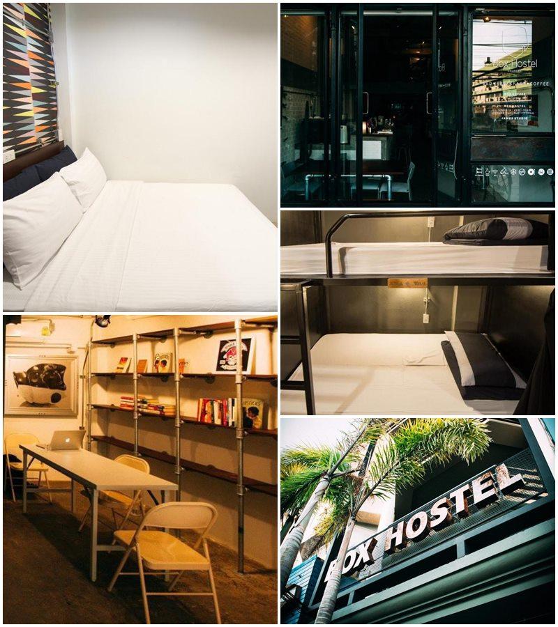 โอโย 551 บ็อกซ์ โฮสเทล แอนด์ คาเฟ่ (OYO 551 Box Hostel N Cafe)