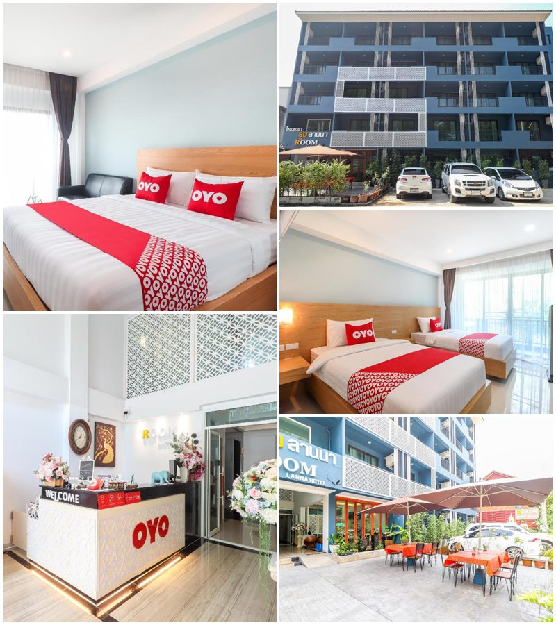 OYO 374 Room Lanna Hotel