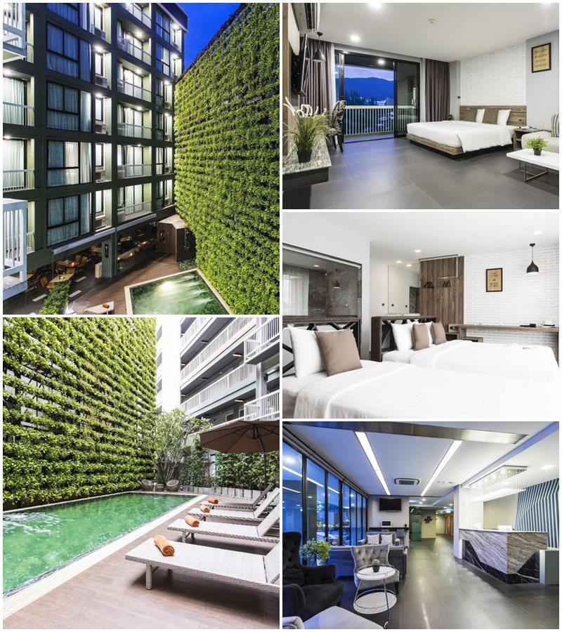 โรงแรมครอสทู ไวบ์ เชียงใหม่ ดีเซ็ม (X2 Vibe Chiang Mai Decem Hotel)