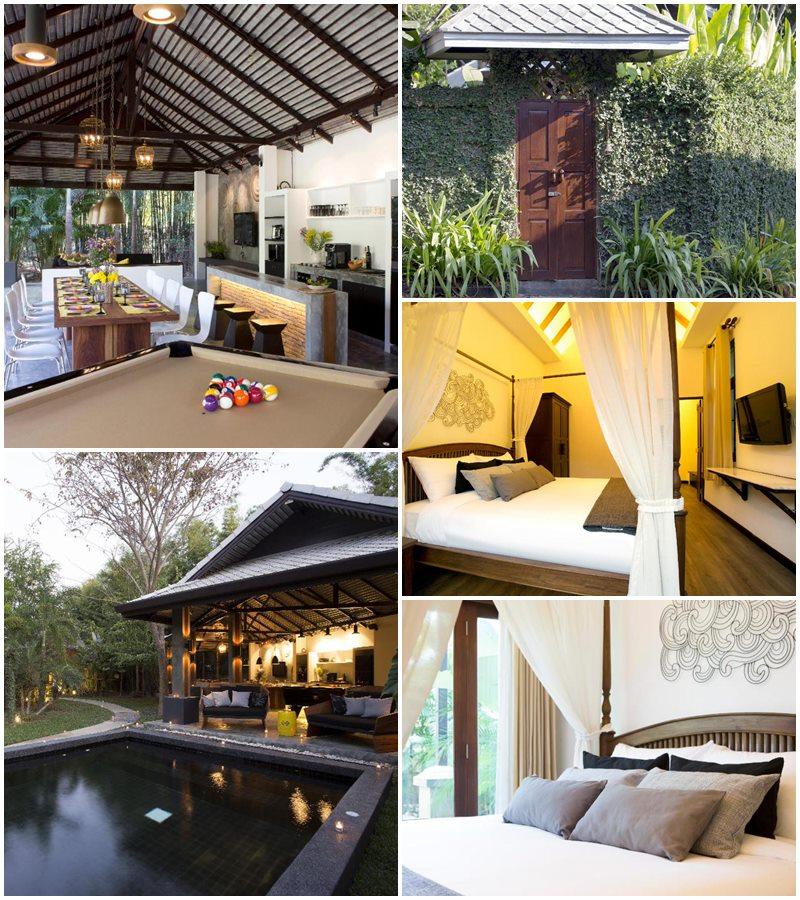 โรงแรมครอสทู เชียงใหม่ เซาธ์เกต วิลล่า (X2 Chiang Mai South Gate Villa)