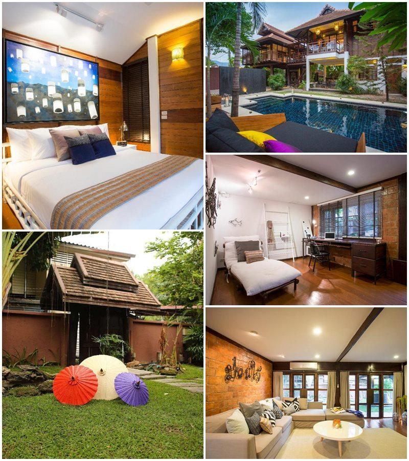 โรงแรมครอสทู เชียงใหม่ นอร์ธ เกท วิลล่า (X2 Chiang Mai North Gate Villa)
