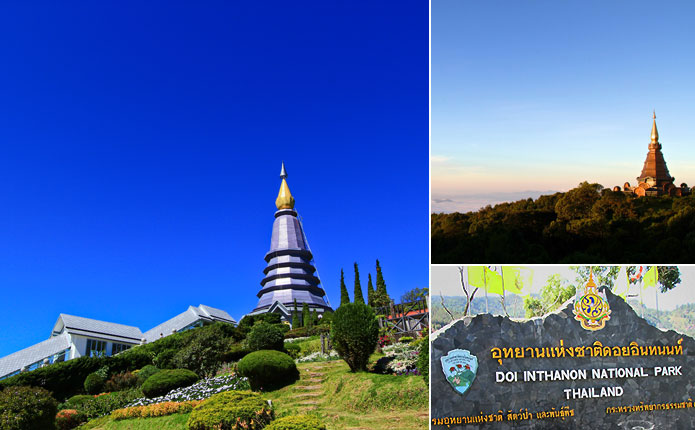 Doi Inthanon National Park Chiang Mai Day Tour