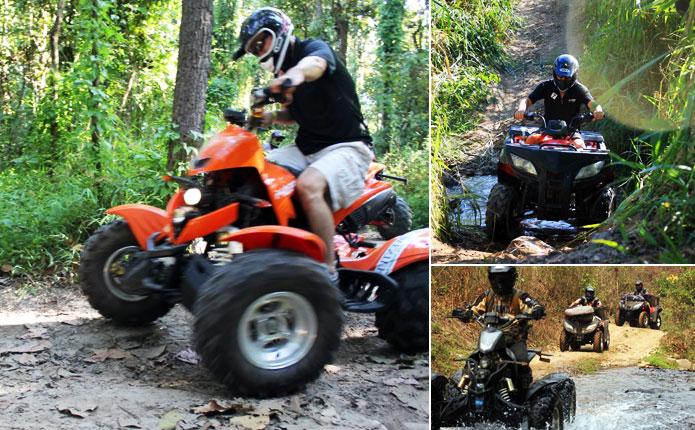 Chiang Mai Maerim ATV The Peak Adventure
