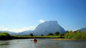 Chiang Mai Kayaking Adventure Chiang Dao View