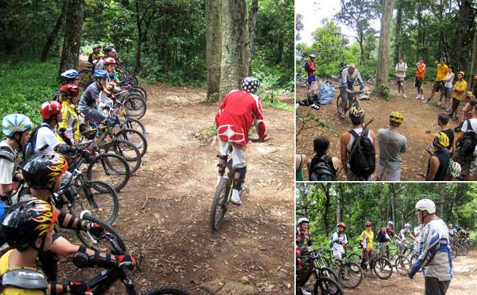 Chiang Mai Mountain Biking Adventure Doi Suthep