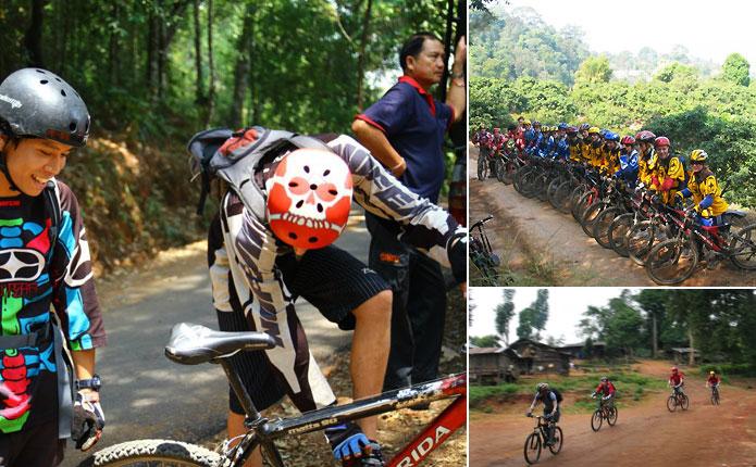 Chiang Mai Mountain Biking Adventure Eagle Route