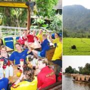 Chiang Mai Mountain Biking Adventure Lake