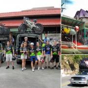 Chiang Mai Mountain Biking Adventure Start Point