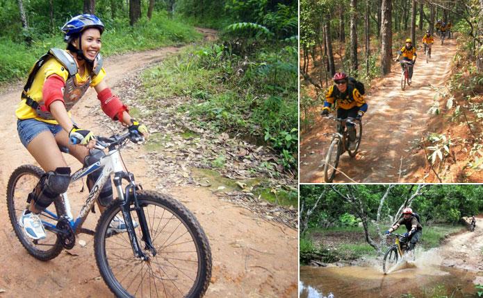 Chiang Mai Mountain Biking Adventure Tour