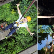 Jungle Flight Abseiling Chiang Mai