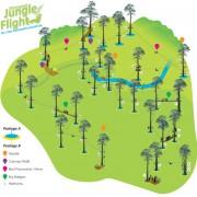 Jungle Flight Map