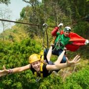 Jungle Flight Chiang Mai Zipline Adventure Tour