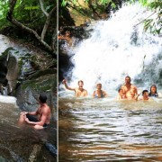 Chiang Mai Trekking Adventure Waterfall