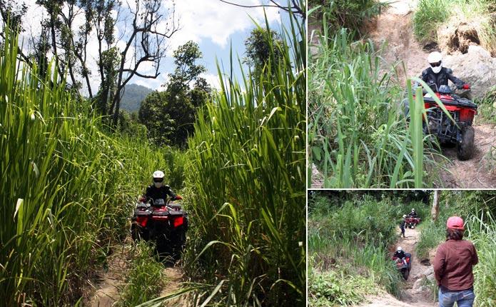 Chiang Mai Maerim Quad ATV Adventure