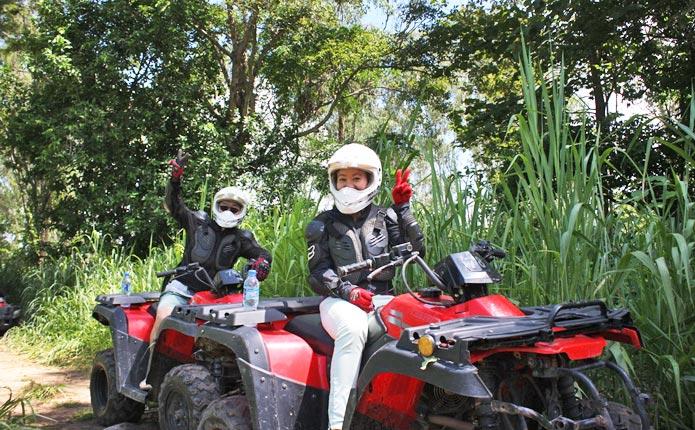 Chiang Mai Maerim ATV Adventure