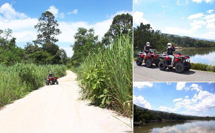 Chiang Mai Maerim ATV Adventure tour
